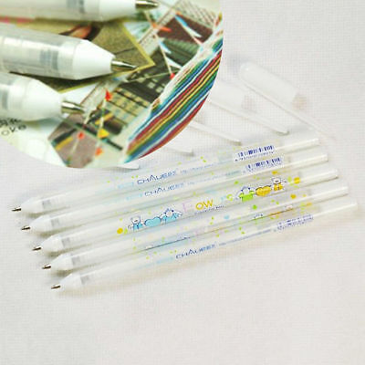 Student Office Plastic Stationery Pastel Gouache White Ink Gel Bead Light Pen