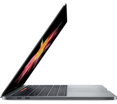 """Apple MacBook Pro 13"""" Laptop with Touchbar and Touch ID, 256GB - MPXV2B/A -..."""