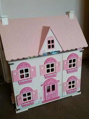 Elc Dolls House Furniture And Figures Kitchen Bedroom Picclick Uk