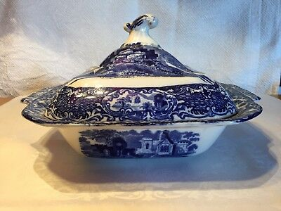 George Jones Abbey Covered Tureen