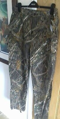 Mossy oak trousers