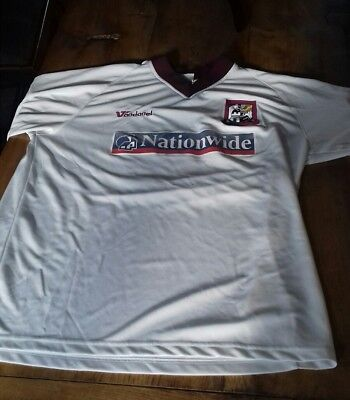 Northampton town shirt