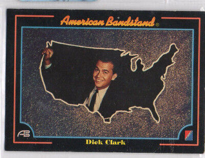 American Bandstand - 100 Card Complete Base Set EX Collect-A-Card 1993