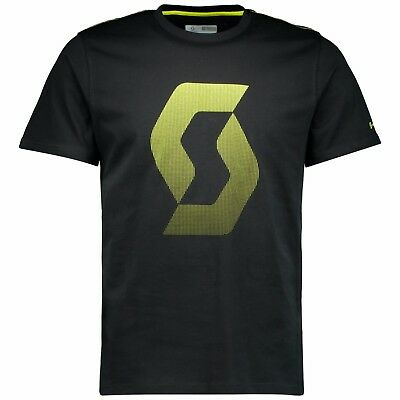 SCOTT FACTORY TEAM CO ICON S/SL T-SHIRT Size Large