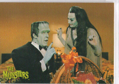 The Munsters Series 2 - 72 Card Complete Base Set EX Dart Flipcards 1998