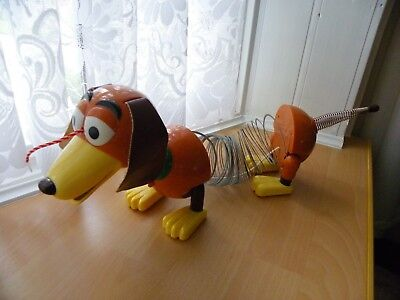 "Disney Slinky the Dog from Toy Story 15"" Tall - VGC"