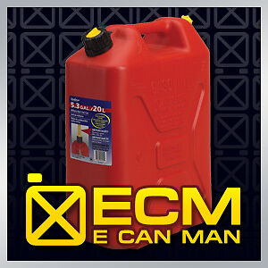 Jerry Can Brand New 20litre Petrol AS2906 BRAND NEW