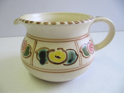 Honiton Pottery - Jug (approx 75 mm high)