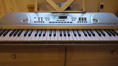 Accoustic 54 Key  Musical Keyboard With Stand