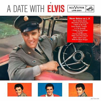 Elvis Presley - A Date With Elvis - 2x FTD CD - New & Sealed