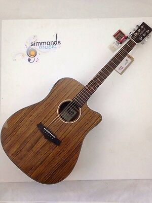 Tanglewood Evolution Exotic TW28CE X OV Electro-Acoustic Guitar