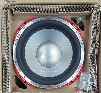 "Orion HCCA 15.2 (HCCA15.2) 15"" Dual 2 ohms Car Subwoofer 4000W (HCCA152) UOS#955"