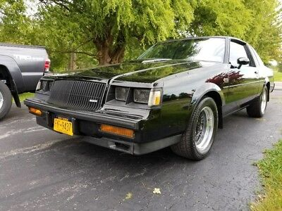 1987 Buick Grand National  1987 grand national only 26,000 miles