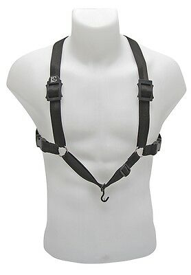 *SALE* BG B13 Bassoon Harness (Male, Size XL) with Metal Hook