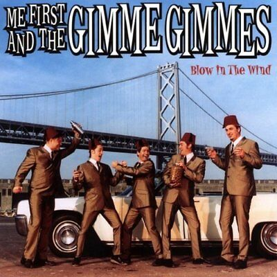 Me First & Gimme Gimmes-Blow In The Wind  (Us Import)  Vinyl Lp New