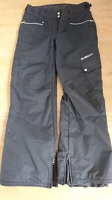 Billabong Black Ski Pants Size M