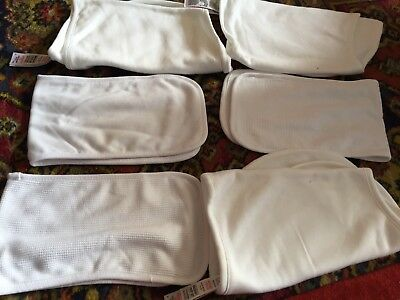 6 X Burp Clothes Feeding Breast Marks Spencer Mothercare