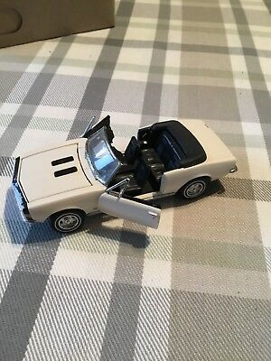 Franklin Mint 1/43 Scale Diecast - 1964 Ford Mustang
