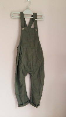 Boys Next dungarees age 3-4
