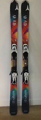 Ladies Atomic Affinity Pure Skis 154cm. Local pickup only