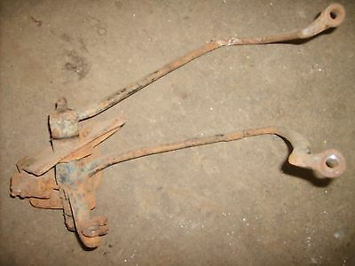 1935 1936 Ford Flathead Brake Pedal Assembly