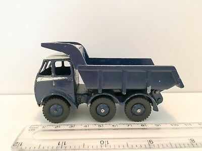 Interesting Foden Tipper Truck Using Dinky Foden Chassis - Please See Below