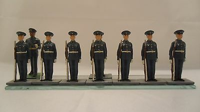 Britains Soldiers - Royal Airforce Painted Soldiers On Parade - Please See Below