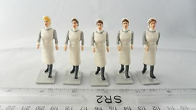 Solid Cast - 2Nd World War Painted Nurses - Please See Below