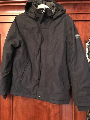 Boys Timberland Navy Coat Age 12