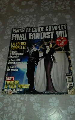 Total play le guide complet final fantasy 8