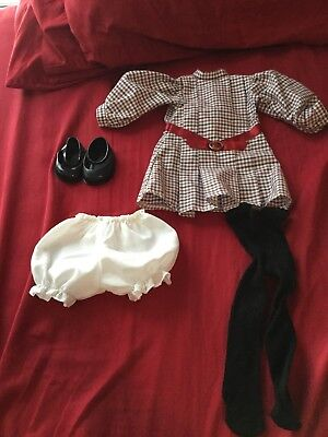 American Girl doll Samantha Meet Outfit Pleasant Company