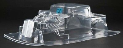 Rat Rod Clear 1/8 RC Monster Truck Body For T/E-Maxx/E-Revo/Revo