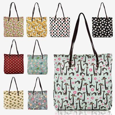 Sass and Belle Shopping Bag Parrot Fox Tote NEW WITH TAGS UK SELLER FAST POSTAGE
