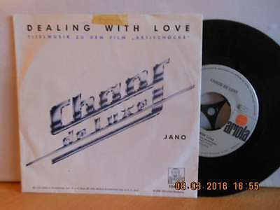 "7"" OST AUSTRIA Rarität 1982 ! CHAOS DE LUXE ( Hans Dujmic ) - Dealing With Love"