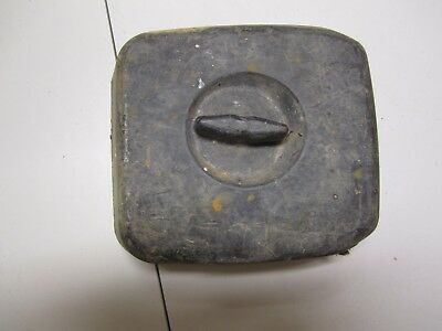 TS 400 Stihl Rock Saw Filter Cover