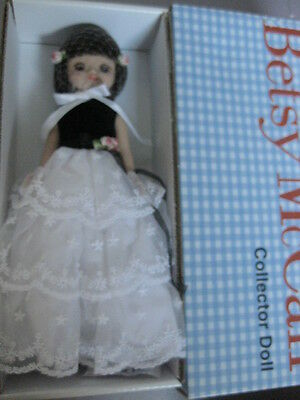 """8"""" Tiny Betsy McCall Rose Cotillion"""