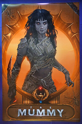 The Mummy Ancient Egyptian Princess Promo Movie Art Picture Poster 24X36 New