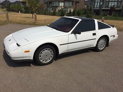 Nissan: 300ZX Beautiful, low km Nissan 300ZX Turbo.  Canadian Car from new.