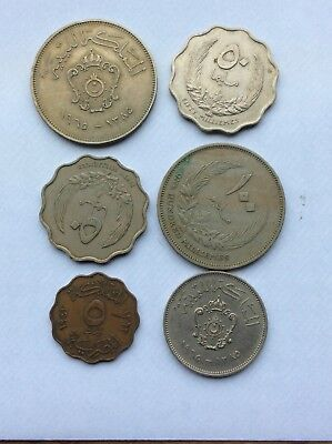 Middle east coins 6 off