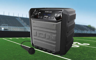 Ion Game Day Bluetooth Portable Speaker (IPA80) ™