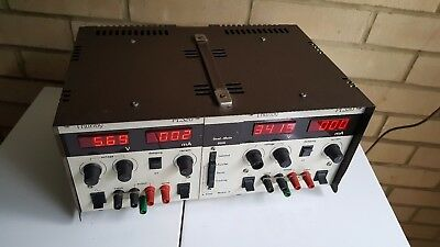 Thurlby  PL320 30V-2A   Bench Power Supply in Good Working Condition