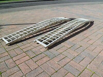 Scooter and mower ramps