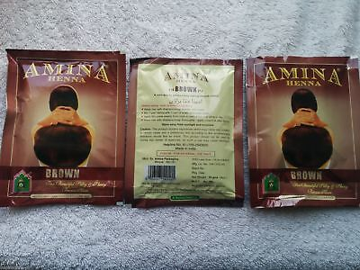 Henna Hair Dye Colour Henne Powder 10g BLACK, BROWN, BURGUNDY