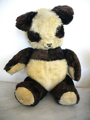 Peluche Ours Ancien Panda Collection Antic Bear Collection