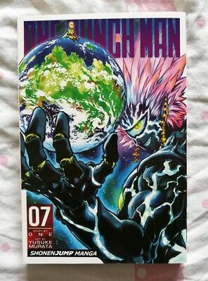 One Punch Man Volume 7