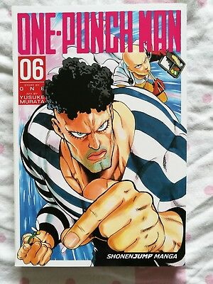 One Punch Man Volume 6