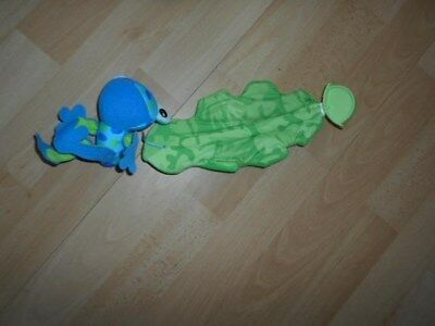 fisher price jumperoo rain forest activity spare frog from a pet & smoke free ho