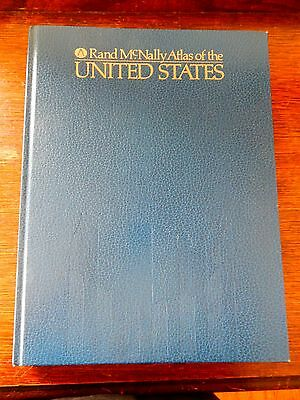 1983 Rand McNally Atlas of The United States