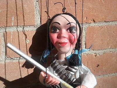 haunted marionette toy, free ghosts included