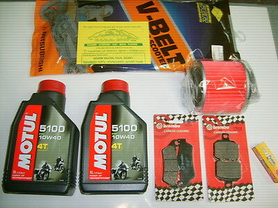 Replacement Kit Motul Complete Majesty 125/150 From 2001